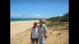 Papohaku Beach three mile beach review accommodations molokai park hawaii hotels house maui