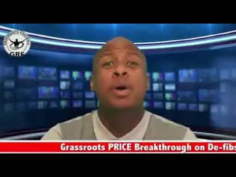 ••Please SHARE••  Grassroots De Fib Announcement!!!!!