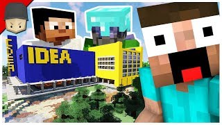 Hermitcraft 6 | Ep.9 : IDEA SHOWCASE ROOMS & NEW HERMIT GAME?!