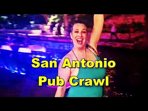 San Antonio Pub Crawl - Review - Bars, Pubs, & Nightlife
