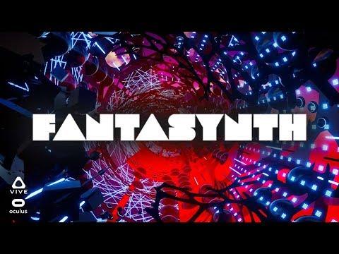 FANTASYNTH: Chez Nous - VR Music Experience - Oculus Rift