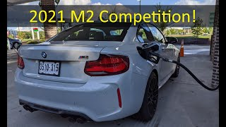 homepage tile video photo for FINALLY Picking Up My 2021 M2 Competition! (7 Month Wait)