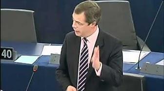2010-11-24 Europarlamentti Nigel Farage Suomi tekstitys | 2010