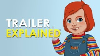 Child's Play 2019: Official Teaser Trailer Explained