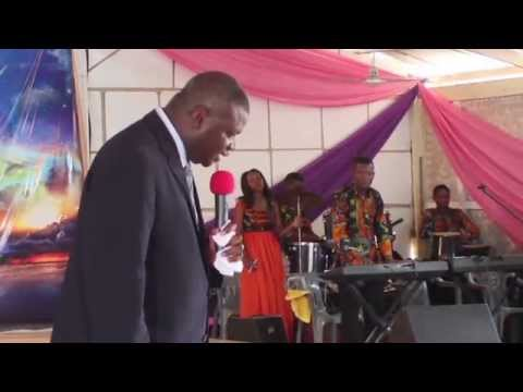 'Take Up Your Cross' At Newness International Ministry Ghana