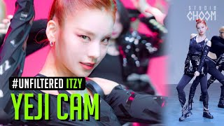 [UNFILTERED CAM] ITZY YEJI(예지) '마.피.아. In the morning' | BE ORIGINAL