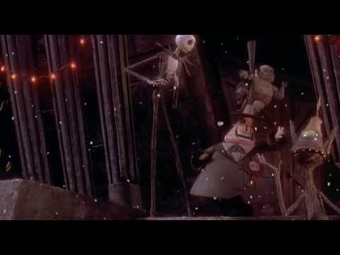 The Nightmare Before Christmas - Finale (Lyrics)
