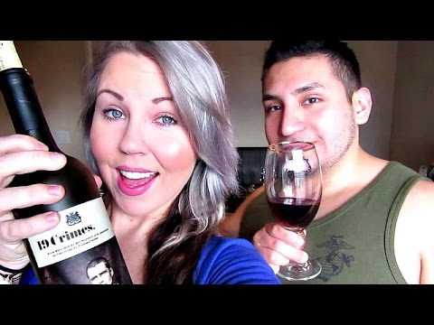 19 CRIMES WINE REVIEW