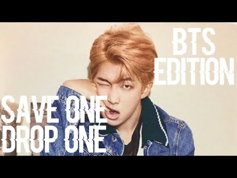 Save One Drop One (BTS: Non Title Track Edition)