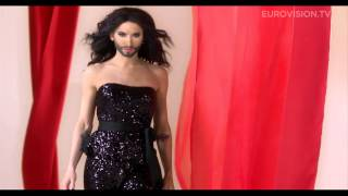 Repeat youtube video Conchita Wurst - Rise Like A Phoenix (Austria) 2014 Eurovision Song Contest