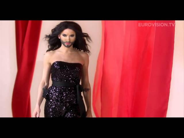 Conchita Wurst - Rise Like A Phoenix (Austria) 2014 Eurovision Song Contest