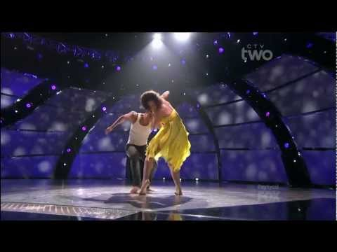 SYTYCD9 TOP 4 - Eliana & Alex Wong - Without You - YouTube