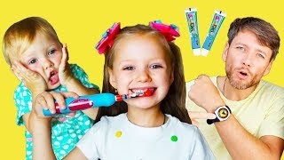 Put On Your Shoes Song   Pretend Play Morning Routine   Nursery Rhymes & Kids Songs by Olivia