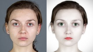 Photoshop Tutorial: How to Create a Porcelain Doll Effect!