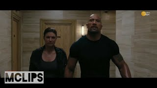 Rock fight scene.Fast & Furious 6 2013 Dual Audio Hindi movie clips and trailer. (0.2)