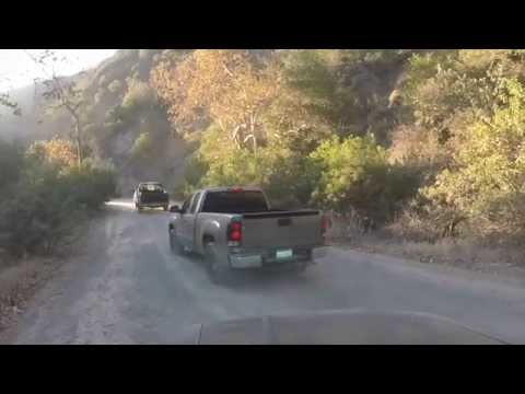 trabuco canyon offroading