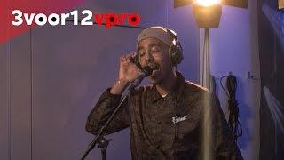 Oddisee - live bij 3voor12 radio