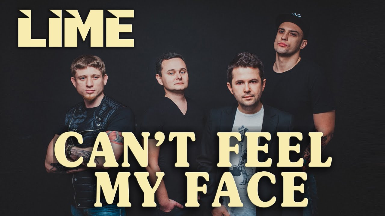 """Weeknd - """"Can't Feel My Face"""" (cover by 1ime) / группа на корпоратив"""
