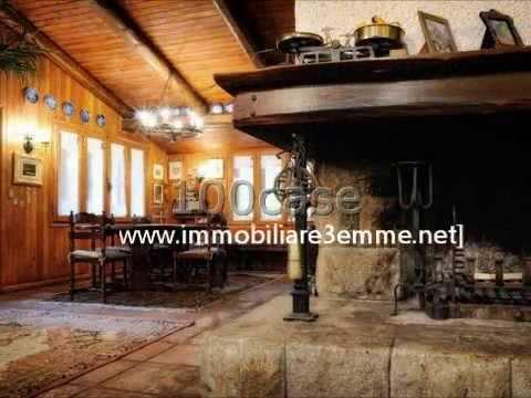 Schöne Berg-Villa zum Verkauf in der Toskana am Monte Amiata