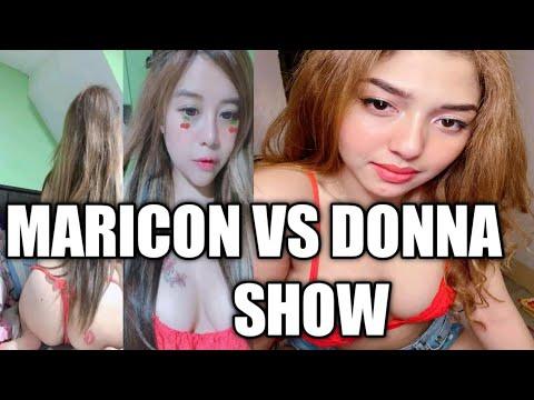 Maricon escosis and Donna rubiaz viral tiktok