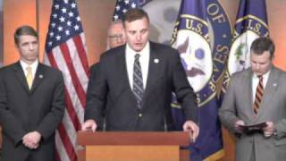Repeat youtube video Armed Services Committee Introduces Detainee Legislation