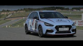 Последний ХОТхетч - Hyundai I30N тест драйв
