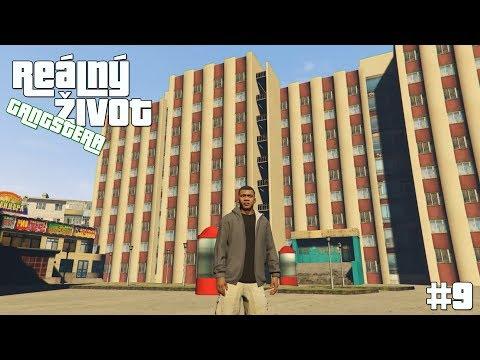 [GTA] - Reálný Život Gangstera #9