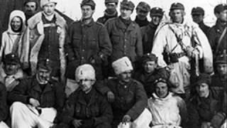 Marskalk Mannerheims tal till Svenska Frivilligkåren efter Vinterkriget (Paikanselkä 28.3.1940)