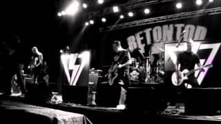 Betontod - Nebel [live, 21.07.2012 Bretinga Breitungen]