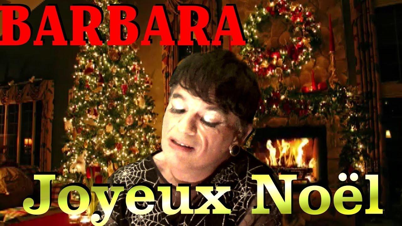 barbara joyeux noel Barbara   Joyeux Noël   YouTube barbara joyeux noel