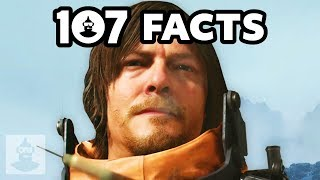 107 Death Stranding Facts You Should Know | The Leaderboard