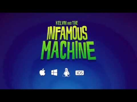Infamous Machine - Official Trailer [PC/Mac/Linux]