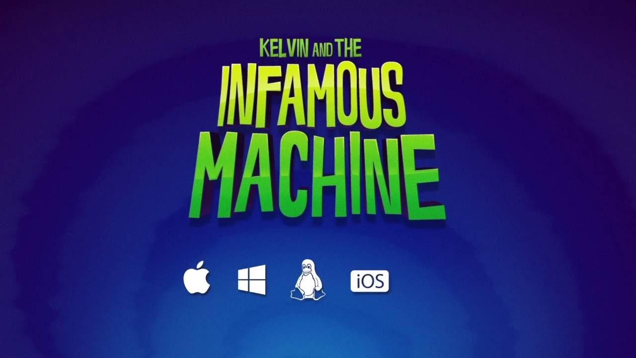 Infamous Machine - Official Trailer [PC/Mac/Linux]