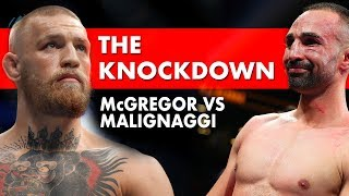 The 'Knockdown' and Why McGregor Won't Fight Paulie After Mayweather