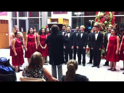 Duarte High School Cantabile Show Choir - Vuelie (Frozen)