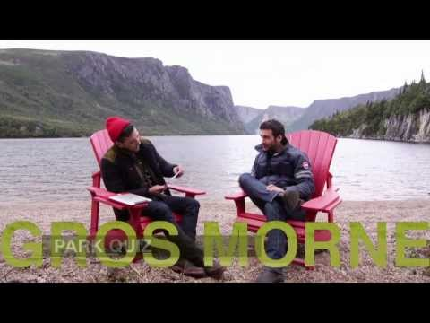 Allan Hawco In Gros Morne National Park: INTERVIEW