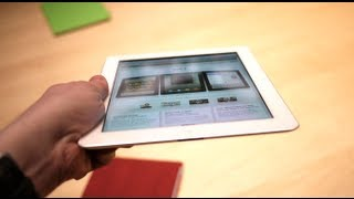 The New iPad with Retina Display: First Look (3rd Generation)