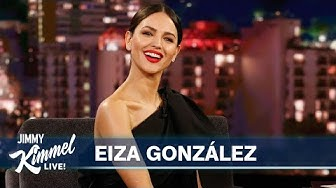 Eiza González on Football, Falling in Love with a Stripper & Bloodshot