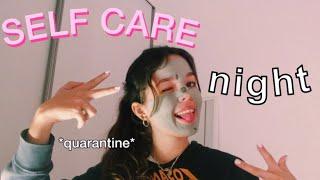 my self care night routine