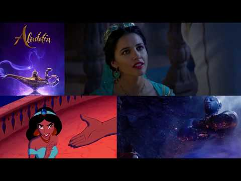 A Whole New World (lyrics) - Mena Massoud And Naomi Scott