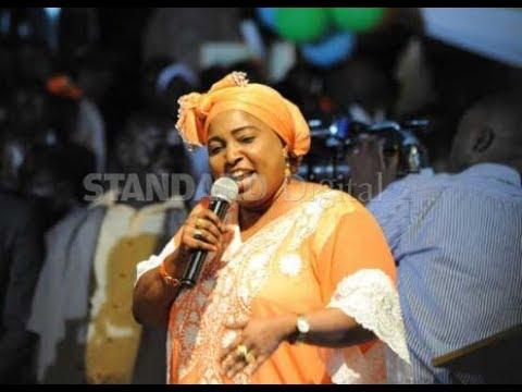 Mishi Mboko awahutubia wakaazi wa Mombasa