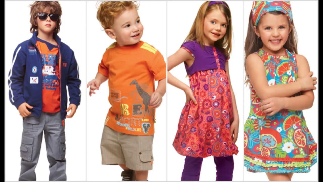 60f52d7724fdd تشكيلة كوكلشن ملابس الاطفال لفصل الربيع بالوان بتجنن 2017 - YouTube