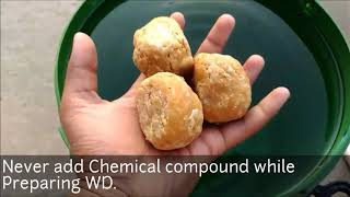 [Waste Decomposer] How to prepare waste decomposer at home ?