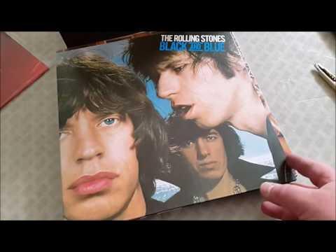 Box de The Rolling Stones 1971 - 2005 Vinilos !!