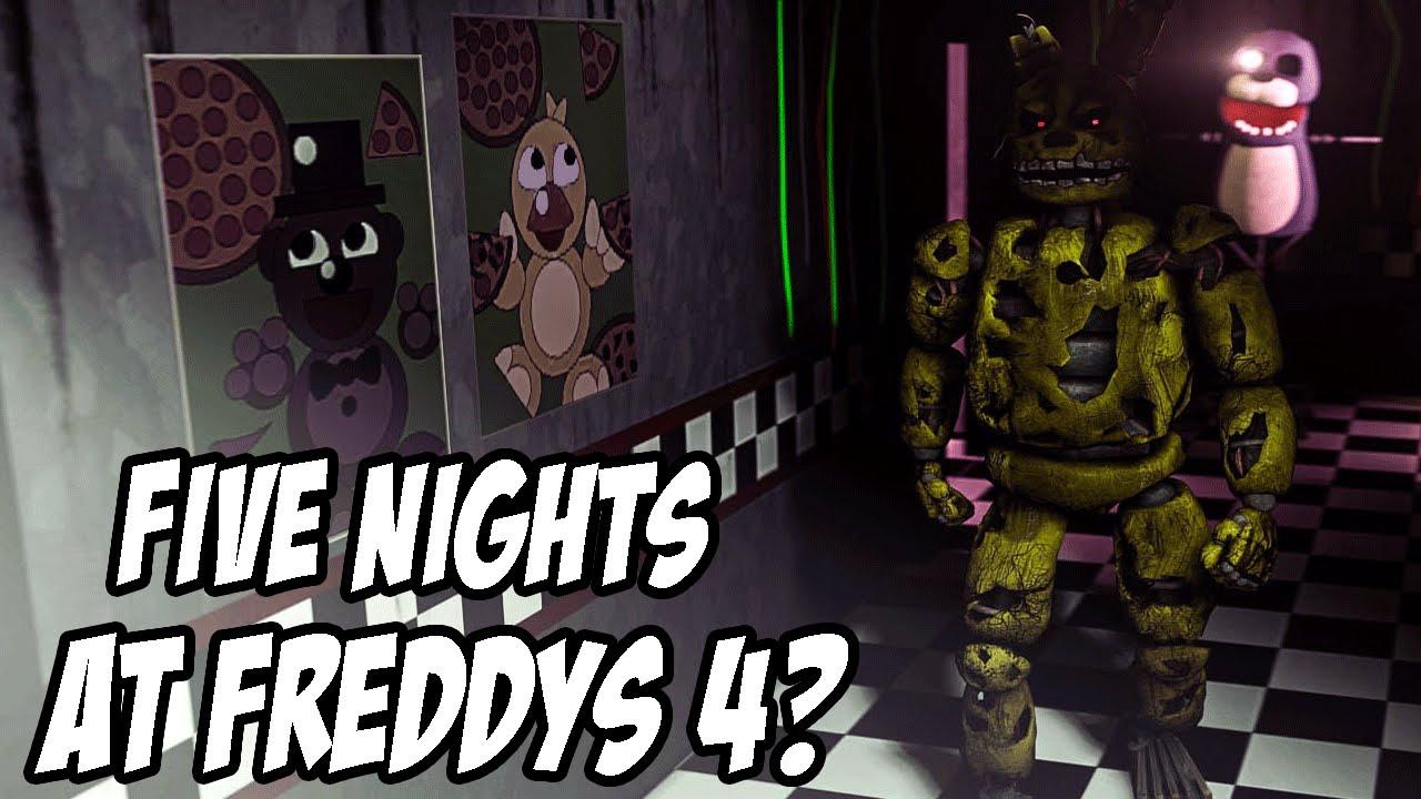 scott games five nights at freddys 5