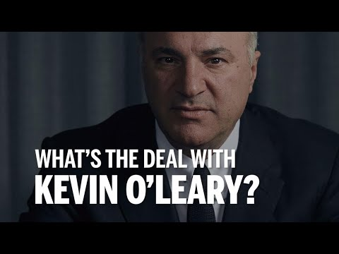 Kevin O'Leary Is Watch Charlatan! Bear Explodes!