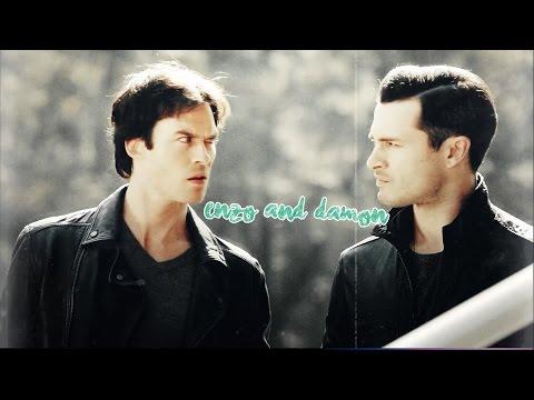 The Vampire Diaries - Enzo and Damon | Clairity – Don't Panic