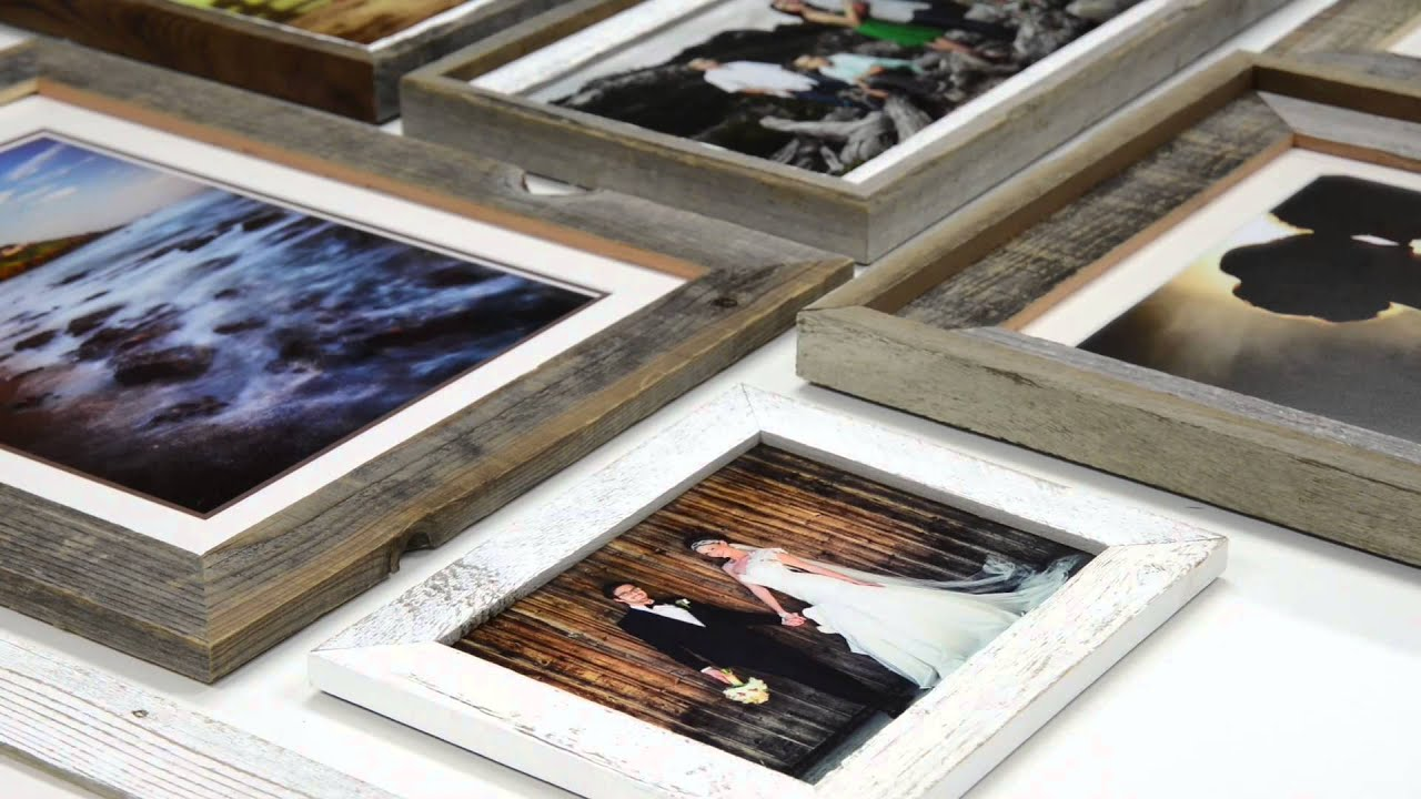 bay photo introduces wood prints barnwood frames youtube