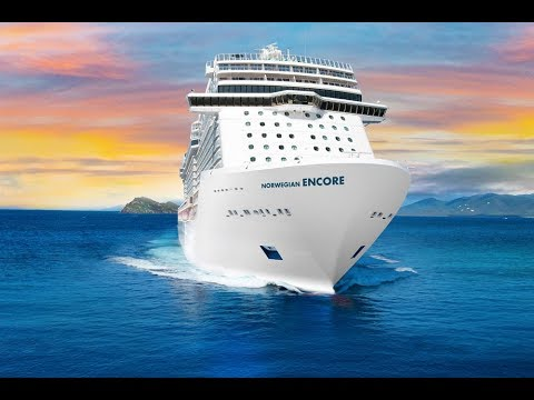 Norwegian Encore - Cruise News Ep. 9