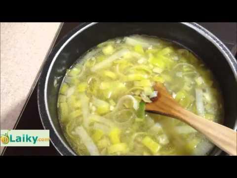 New Weight Watchers Recipes: Leek And Potato Soup